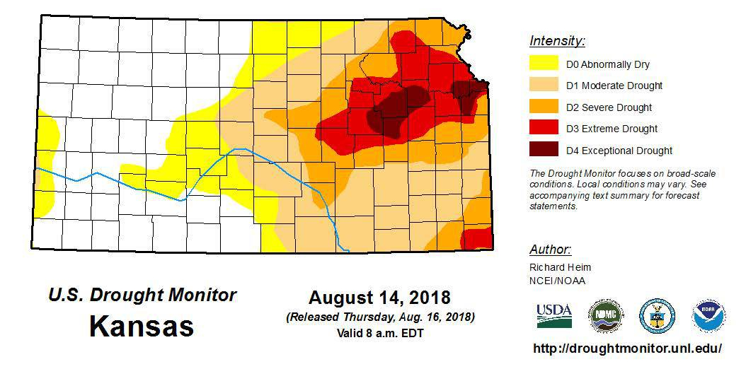 Drought And The Prairie – Science Snapshots